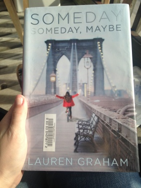 Someday, Someday, Maybe Book Cover