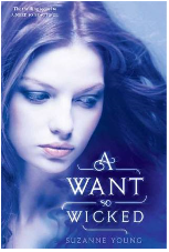 A Want so Wicked by Suanne Young