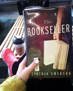 The Bookseller by Cynthia Swanson book review