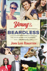 Young and Beardless by John Luke Robertson